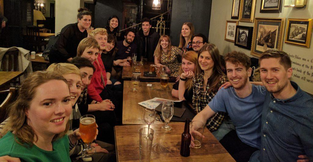 Yo Illo: Illustration Pub Meetups